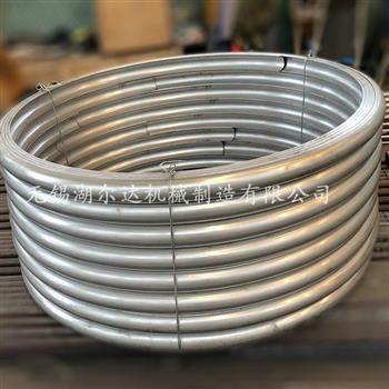 半圆管在加工中有什么要求?