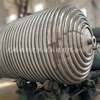 桶体半圆管